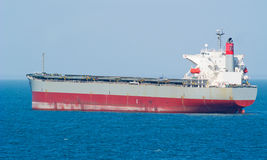 Large bulk carrier ship Royalty Free Stock Photography