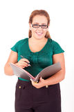 Large business woman Royalty Free Stock Photos
