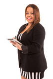 Large business woman Stock Images
