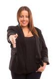 Large business woman Stock Photos