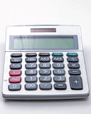 Large calculator. Royalty Free Stock Images