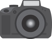 Large Camera Royalty Free Stock Images
