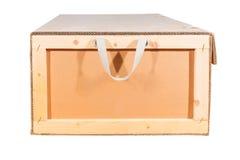 Large cardboard box stock images