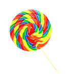 Large carnival lollipop Stock Images