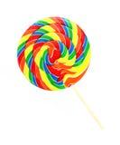 Large carnival lollipop Stock Images