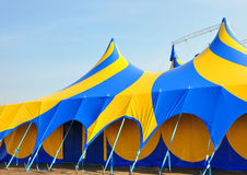 Large circus tent Royalty Free Stock Photo