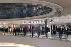 Large clothing store Stock Photos