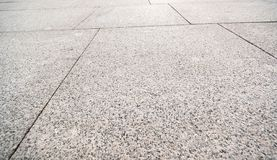 Large cobble in perspective. Soft focus royalty free stock photography