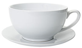 Large Coffee Cup Close Cropped Stock Images