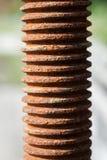 Large cog wheels Stock Photography