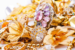 Large collection of jewellery stock photos