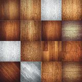 Large collection of wooden textures Royalty Free Stock Photo