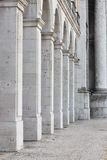 Large columns Stock Images
