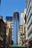 Large construction New York CIty Stock Photo