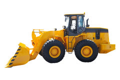 Large construction vehicle Stock Images
