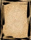 Large cork background Stock Image