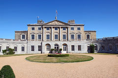 Large country house in  England. Royalty Free Stock Photography