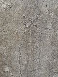 Large cracked stone waller background texture Royalty Free Stock Photos