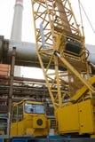 Large crane Stock Image