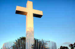 Large cross Royalty Free Stock Images