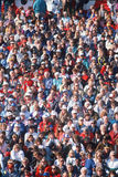 Large crowd of people watching event Royalty Free Stock Images