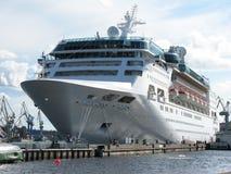 Large cruise ship Stock Photos