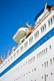 Large cruise ship Stock Photography