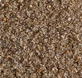 Large crystals of clean  sand Stock Photography