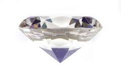 Large Cut Diamond Stock Image