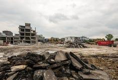 Free Large Demolition Site Royalty Free Stock Image - 72318586