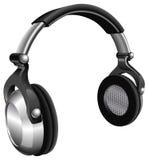 Large DJ Headphones royalty free illustration