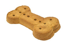 Large dog biscuit Stock Photos