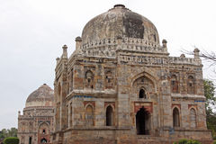 Large Dome in Delhi Royalty Free Stock Images