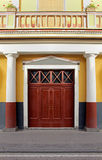 Large door Royalty Free Stock Image