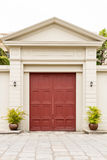 Large Doorway Royalty Free Stock Images