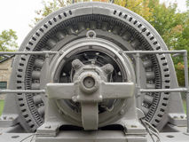 Large Electric generator Royalty Free Stock Images