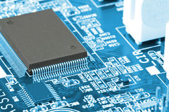 A large electronic board.#6 Stock Image