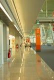 Large empty hallway Royalty Free Stock Photo