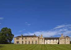 Large English country house Royalty Free Stock Photo