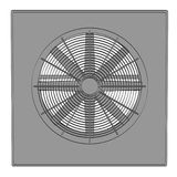 Large fan Stock Photos