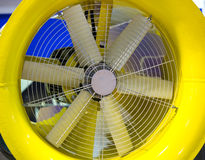Large fan Royalty Free Stock Photography