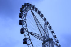 Large ferris wheel Stock Photos