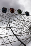 Large ferris wheel Stock Photography