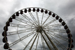 Large ferris wheel Royalty Free Stock Images