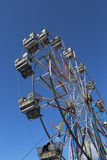 Large Ferris wheels cabins Royalty Free Stock Photography