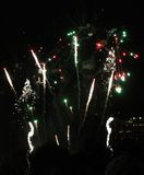 Large Fireworks Display event. Large Fireworks Display event background royalty free stock photo
