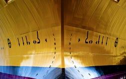 Large fishing boat Stock Photo