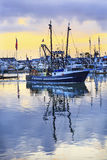 Large Fishing Boat Westport Grays Harbor Washington State Royalty Free Stock Photos