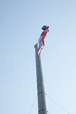Large Flag of Thailand. Stock Photography