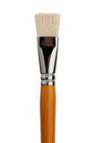 A large flat brush Stock Photo